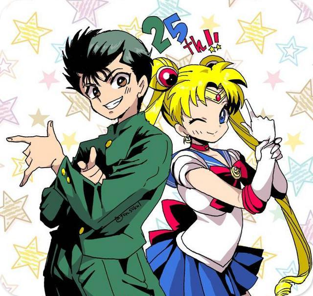 """漫画作家,拖稿大王与美少女战士,他们是日本漫画界的""""神仙夫妻"""""""