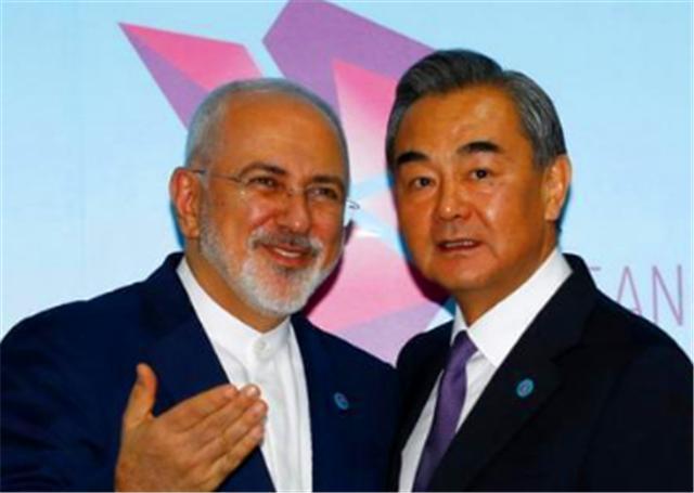 今日头条:中国和伊朗签定25年全方位协作方案