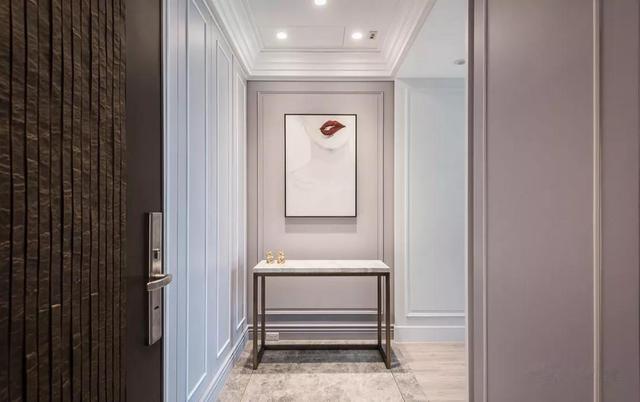 玄关装修效果图,玄关除了摆鞋还有什么作用?设计玄关的方式有哪些