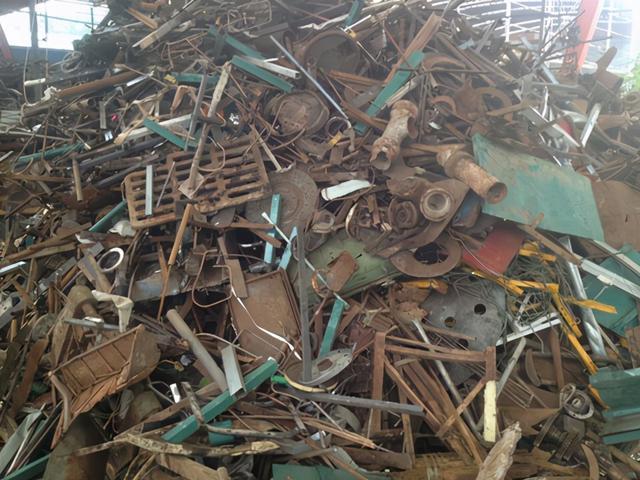 全新4月9日炼钢厂废旧钢材价格调整