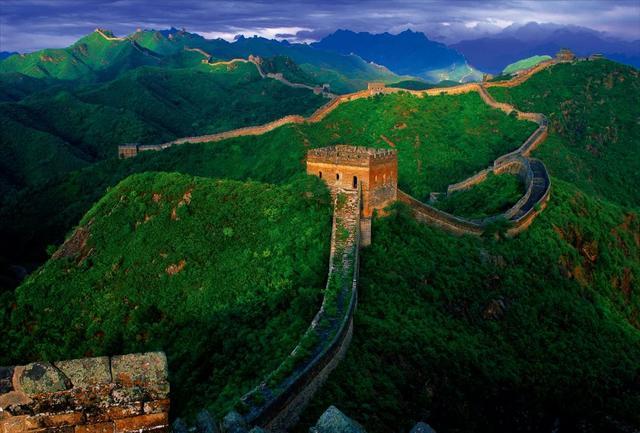 万里长城简介,周末分享 | 2万公里,5段长城,你会看到怎样的中国?