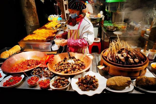 城市美食,国内8座城市,8种代表美食,你吃过多少种?我都吃过