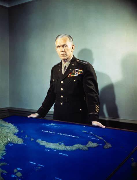 美国的名人,盘点美军的五星上将,仅有9名,始于二战时期,六星上将并不存在