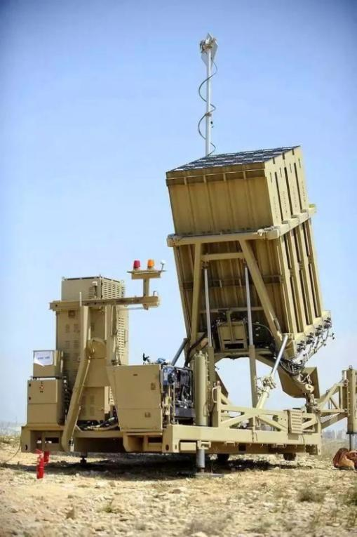 """大量火箭弹袭来,以色列""""铁穹""""紧急拦截,可能真吃不消饱和攻击 全球新闻风头榜 第2张"""
