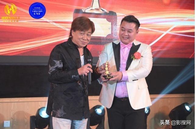 吴雅思,全球综艺盛典粤港澳大湾区年度颁奖在中国中山举行晚会