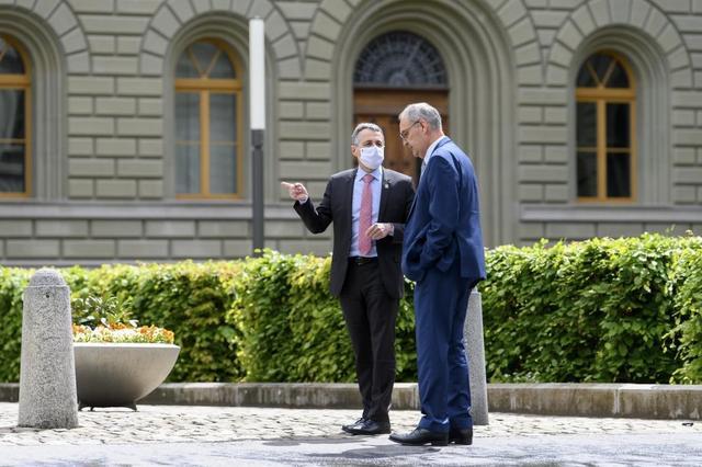 瑞士联邦主席帕默林将于6月16日在日内瓦会见美国总统拜登