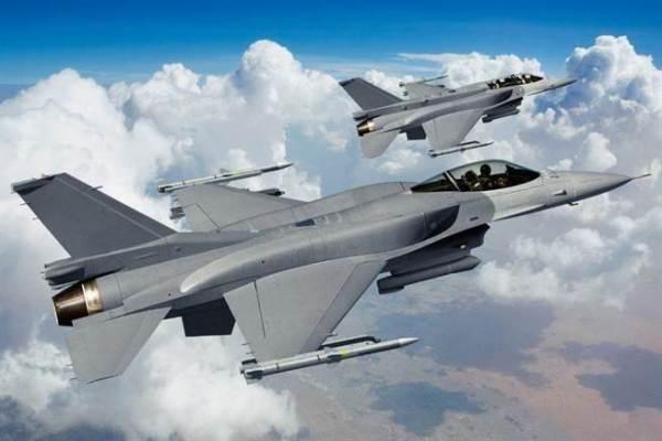台军两上将相继赴美,为买F-16V? 全球新闻风头榜 第2张
