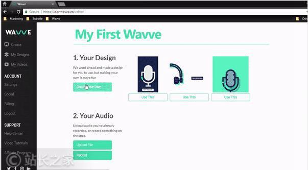 博客营销软件,通过将博客变成音频,Wavve每月收入7.6万美元
