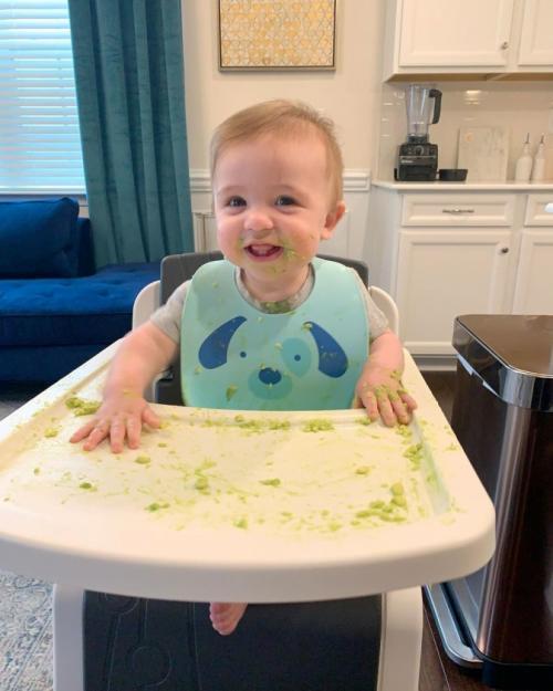 婴儿餐桌椅,为吃饭而生的Nuna ZAAZ餐椅,陪宝宝一路成长