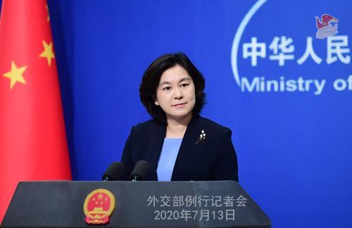 """英文短句翻译,2020年""""外交天团""""妙语英译集锦"""