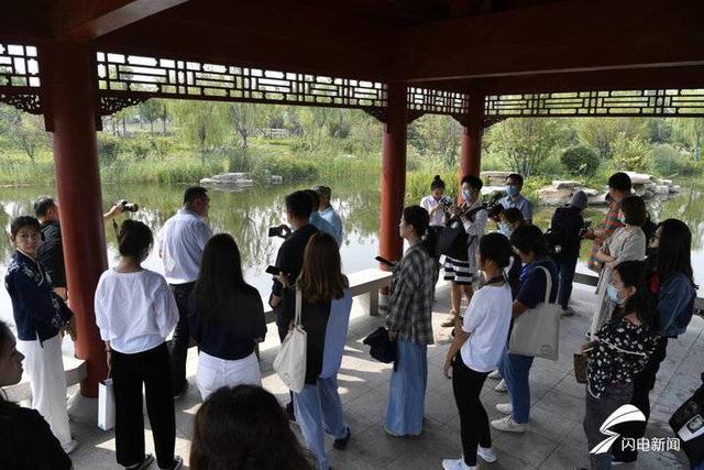济南旅游景点,中国梦·黄河情丨济南北城新地标的华山你去了吗?特色景点一览