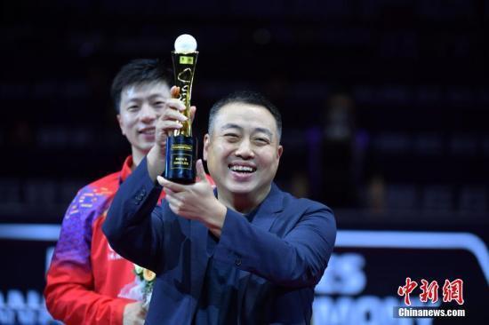 事业生日祝福语,人到中年,45岁的刘国梁这样重新出发