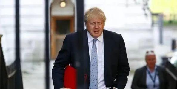 """约翰逊呼吁,""""G7不能离开中国"""""""