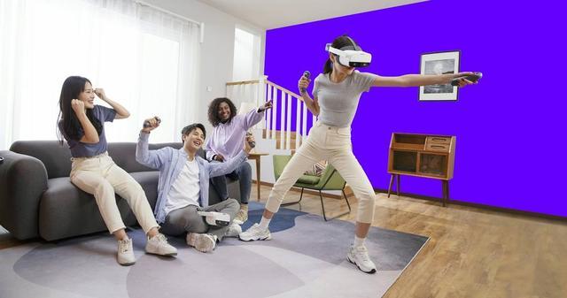 vr  品牌,VR/AR市场回暖  VR头显领先品牌Pico 完成B+轮2.42亿融资