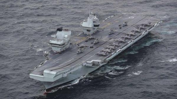 """参考消息网,造舰投资将翻一番 外媒:英国或要""""复兴""""皇家海军"""