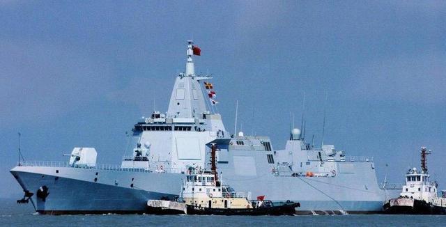 国防部:第2艘055驱逐舰拉萨舰正式入列 舷号102 全球新闻风头榜 第1张