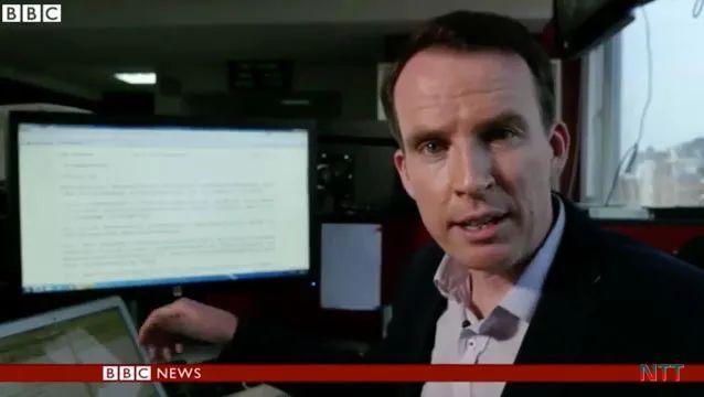 """BBC""""阴间滤镜""""记者跑了,华春莹:他不辞而别,没履行外国常驻记者离境手续 全球新闻风头榜 第1张"""