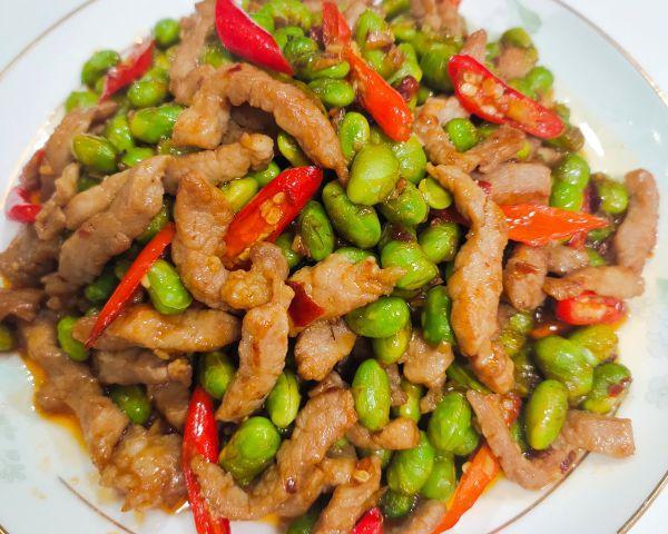 大豆的吃法,做黄豆炒肉时,记住这几招,绝对美味