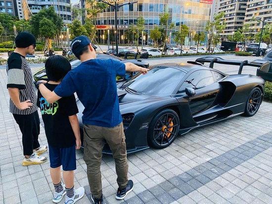 林志颖带儿子与周杰伦聚会 周董的站姿亮了 全球新闻风头榜 第1张