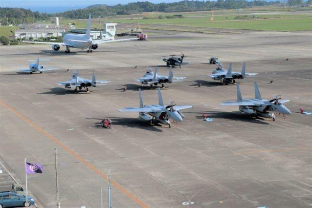 又来!日美在东海上空实施战斗训练,日媒:意在制约中国 全球新闻风头榜 第2张