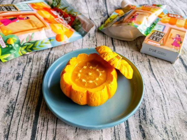 金瓜的吃法,#糖小朵甜蜜控糖秘籍#金瓜香蕉盅