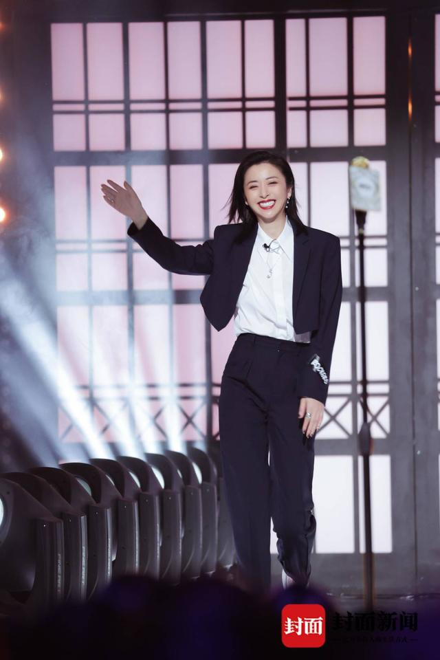 黄小蕾公开承认青春往事:16年曾追求过大张伟