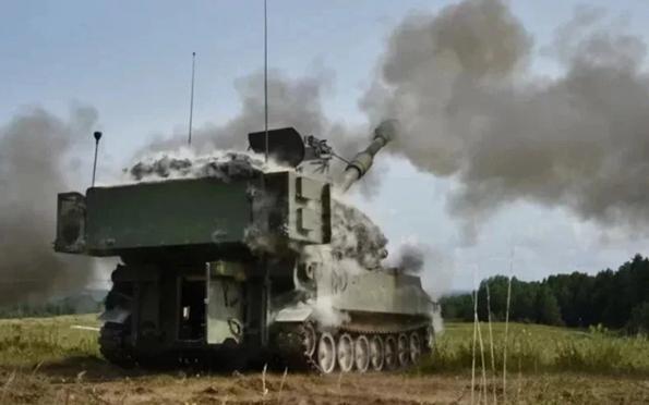 持续插手台海?台媒:美近期将公告售台M109A6自走炮 全球新闻风头榜 第1张