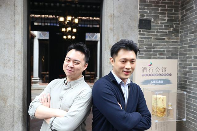 中国香港小伙在粤港澳大湾区开11家餐馆年青老总
