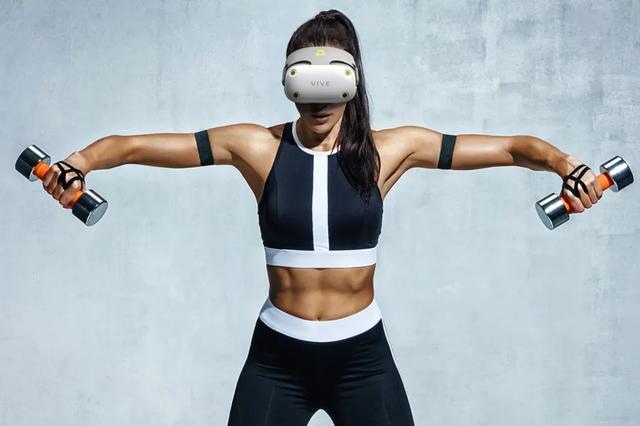 vr头盔,以健身为卖点的HTC Vive Air VR头盔在新一轮泄漏中曝光