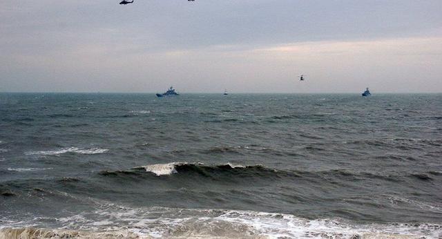 俄军在黑海举行对抗演习:三个中队苏-25SM3模拟攻击20多艘军舰