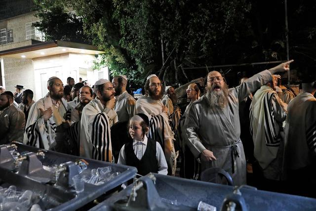 约旦河西岸:一犹太人定居点看台坍塌致两死多伤 全球新闻风头榜 第3张