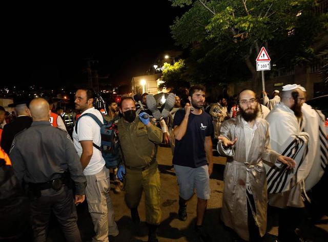 约旦河西岸:一犹太人定居点看台坍塌致两死多伤 全球新闻风头榜 第4张
