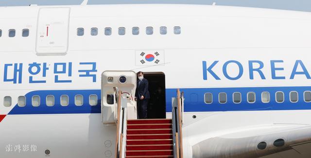 韩国总统文在寅今日启程访美 5月22日将会晤拜登 全球新闻风头榜 第3张