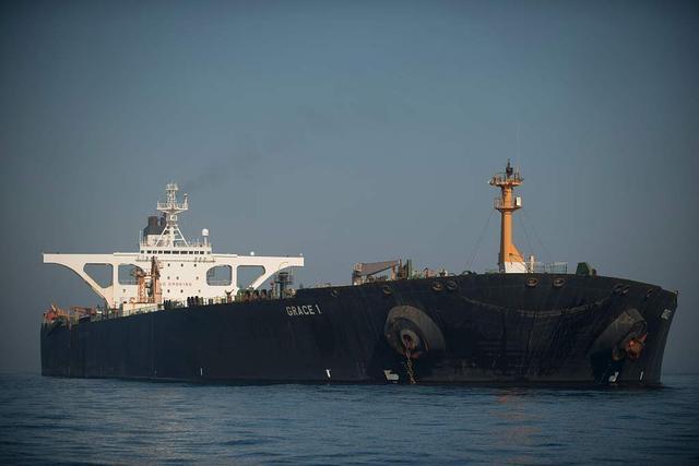 美媒:美国扣押伊朗油轮卖掉船上200万桶石油 获利7亿元 全球新闻风头榜 第1张