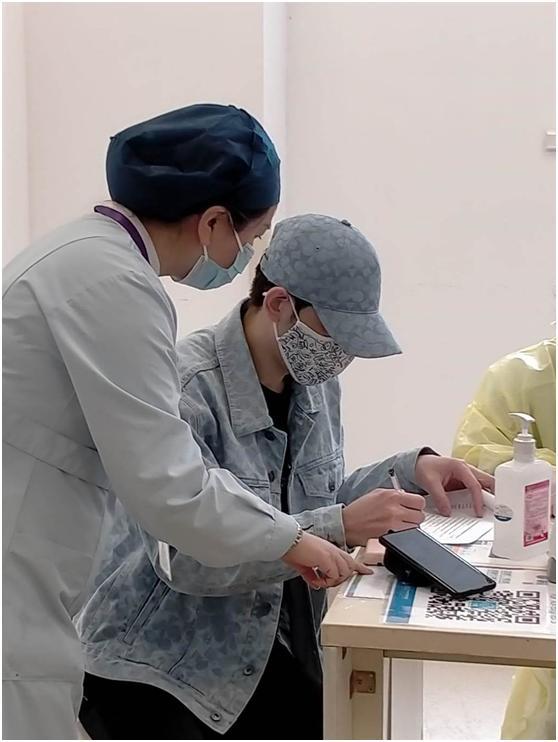 萧敬腾在上海打疫苗?经纪人证实:已于今天下午打了第一针国药疫苗 全球新闻风头榜 第2张