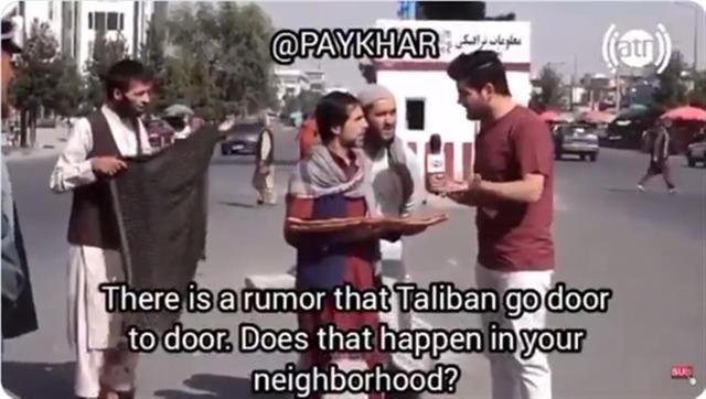 BBC:塔利班在挨家挨户搜捕阿富汗人,当地媒体辟谣