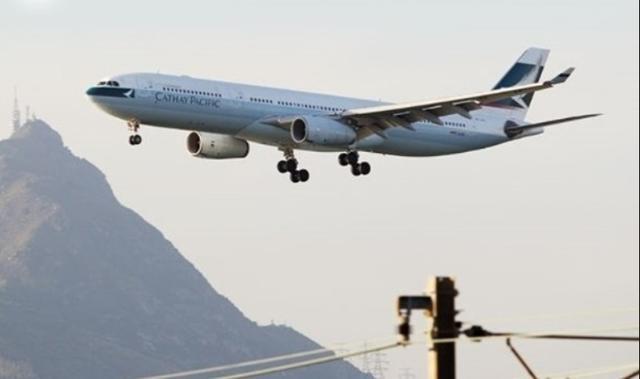 港警接报国泰飞往北京航班有炸弹 飞机抵达后紧急疏散 全球新闻风头榜 第1张