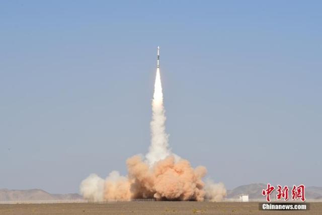 中国成功发射吉林一号高分02D卫星