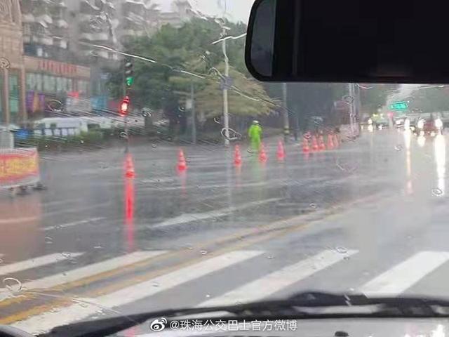 珠海公交发布紧急通知,全市公交线路暂停运营