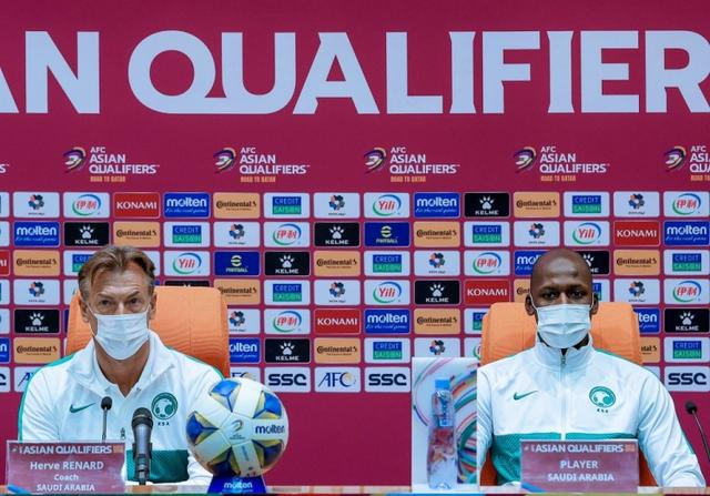 沙特主帅:我们以相同态度对待每场比赛 谁踢东亚球队都觉得困难 全球新闻风头榜 第1张