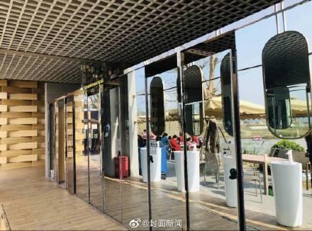 四川一景区设开放式厕所 网友:只要你不尴尬…… 全球新闻风头榜 第1张