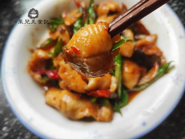 鱼片的吃法,爆炒鱼片,不要直接下锅炒,教你正确做法,鱼片滑嫩鲜香又完整