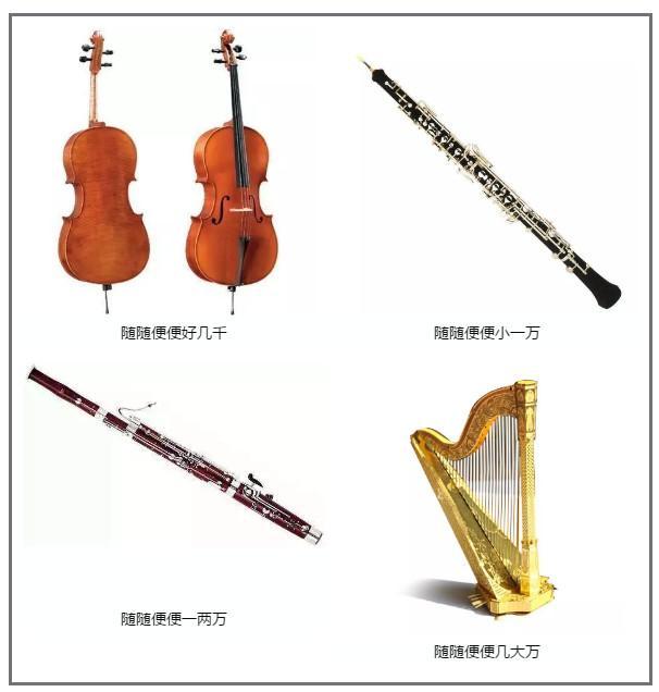 西洋乐器有哪些,谁说西洋乐器就比民乐贵!看看我们老祖宗留下来的天价乐器