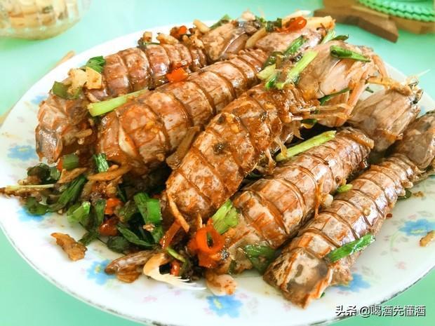 椒盐皮皮虾的做法,椒盐皮皮虾到底要放什么盐?听海鲜老板说完,才发现以前都做错了