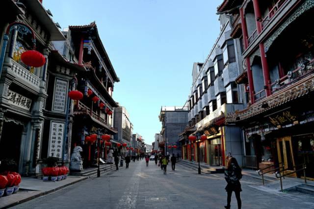 什刹海怎么读,这些北京方言叫的一些北京的地名儿,别有一番特色