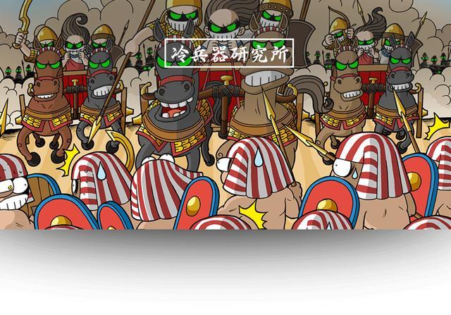 打漫画图片,人类第一次有记载的战役:惨遭埃及法老剪辑?漫画图说卡迭石之战