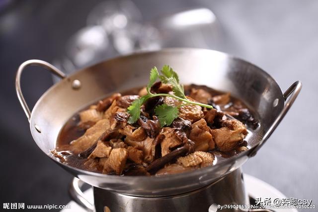 炖的做法大全,东北菜经典菜系之小鸡炖蘑菇做法大全(辽宁十大经典名菜)
