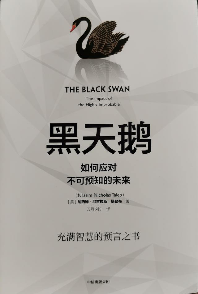 黑天鹅寓意,关于黑天鹅事件的几点思考