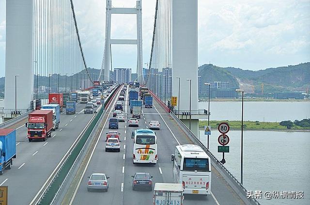 虎门大桥是谁投资的,虎门大桥背后的大佬,拥有2条高速2座发电厂,如今他全部捐给国家