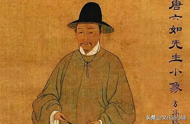 中国最可怕的一首诗,唐寅饱受争议的一首诗,题目美意境美,细思之后却让人孤独地落泪
